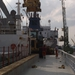 Loading MV Timaru Star 10/09/2012 (Cars) – Antwerp/Nouakchott